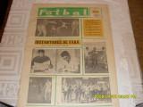 Revista Fotbal 11 07 1968