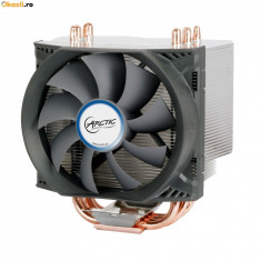 Cooler Arctic Cooling Freezer 13 CO 4Heatpipes INTEL Lga 1155 1156 1150 775 1366 - Cooler PC Arctic Cooling, Pentru procesoare