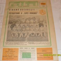 Revista Fotbal 20 06 1968