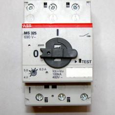 Motor starter tripolar cu protectie ABB MS325(637)