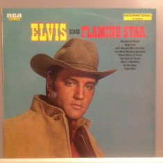 ELVIS PRESLEY sings FLAMINGO STAR (1969/ RCA rec /RFG) - Vinil/Vinyl/Impecabil - Muzica Rock rca records