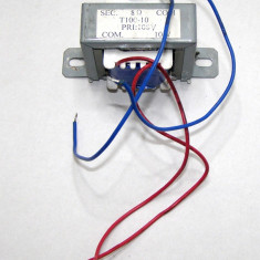 Transformator boxa ambiental 100 v 10W 8ohm(916)