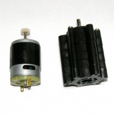 Motor Johnson cu reductor(138)