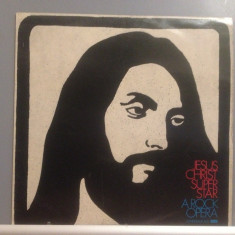 JESUS CHRIST SUPERSTAR - A ROCK OPERA (1972/ MCA /RFG) - Vinil/Vinyl/Rock - Muzica Rock universal records