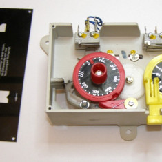 Element mecanic de numarare cu contacte(127)