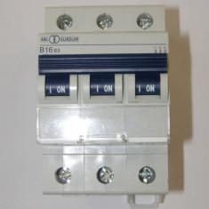 Siguranta automata trifazic 16A(070) - Tablou electric si siguranta