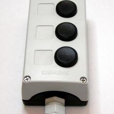 Telecomanda pe fir cu 3 butoane NO Siemens(522) - Comutator