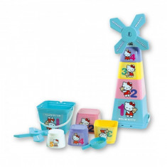 Set Jucarii Nisip Hello Kitty Androni Giocattoli - Jucarie nisip