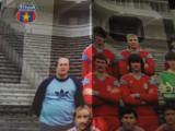 Steaua Bucuresti 1987 / poster format mare