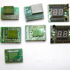 Lot display - uri cu led 2 digit(453)