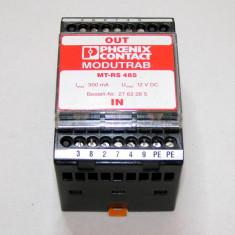 Modul de protectie interfata RS485 Phoenix Contact Modutrab MT-RS 485(217)