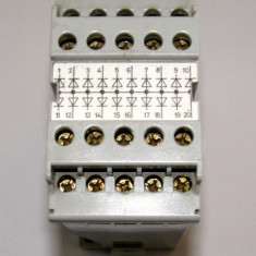 Ansamblu 19 diode redresoare byw56 tfk(003)