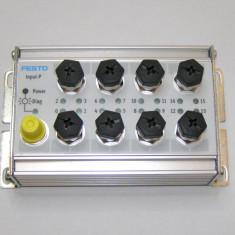 Festo CP-E16-M12x2-5pol modul intrare pentru valve tip CPV si CPA(203)