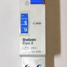 Temporizator electromecanic casa scarilor Theben ELPA 8(085)