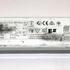 Balast electronic Philips HF-P 3/418 TL-D III IDC 3/4 X 18W(066)