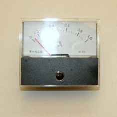 Ampermetru analogic Voltcraft(253)