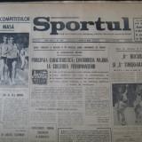 Ziarul SPORTUL (11 mai 1973)