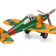 MODEL ELICOPTER VERDE BL-236