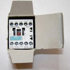Contactor SIEMENS 3RT10161BB42 AC-3 4KW/400V actionare 24 Vdc(571) - Comutator