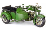MODEL MOTOCICLETA VERDE BL-230