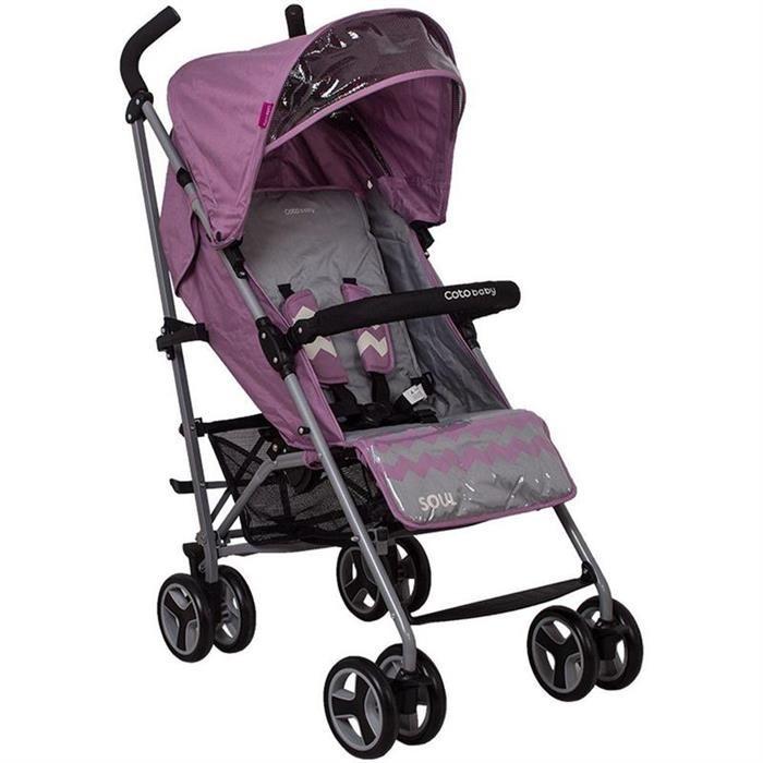 Carucior Sport Soul - Coto Baby - Purple foto mare