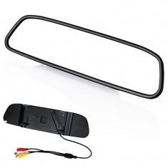 "oglinda monitor auto masina 4.3"" display ecran lcd camera marsarier dvd gps"