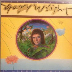 GARY WRIGHT - THE LIGHT OF SMILES (1977/WARNER/RFG) - Vinil/Vinyl/Rock/Impecabil - Muzica Rock