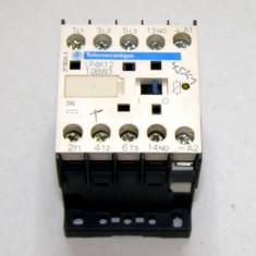 Contactor Telemecanique LP4K1210BW3 3NO actionare 24 Vdc(590)