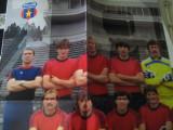 Steaua Bucuresti 1986 / poster format mare