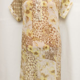 Bluza / tunica din voal, marimea L / XL