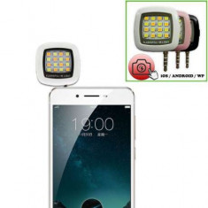 Blitz telefon pentru Selfie, compatibil iPhone, Samsung, HTC, etc