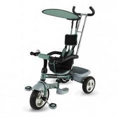 Tricicleta Dhs Scooter Plus Multifunctionala Verde - Tricicleta copii