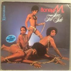 BONEY M - LOVE FOR SALE (1977/ HANSA rec /RFG) - disc Vinil/Vinyl/POP/Impecabil - Muzica Pop ariola