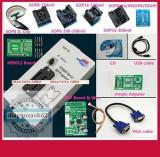 Programator memorii auto ECU RT809F LCD ISP + adaptoare + SOP8