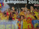 Steaua Bucuresti campioana in  2006 / poster