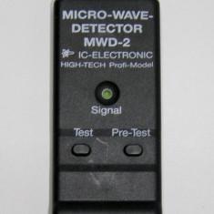 Detector Microunde MWD-2(651) - Senzor