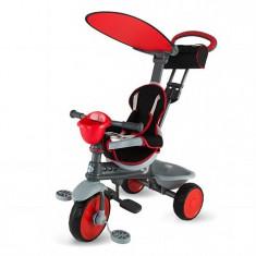Tricicleta Dhs Enjoy Plus Rosu - Tricicleta copii