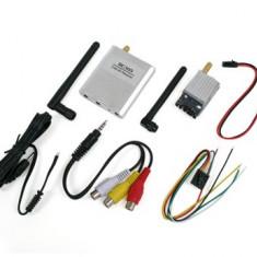 boscam 5.8G 5.8Ghz 200mW 8 channel fpv audio video transmitter receiver drona