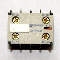 Contact auxiliar Telemecanique LA1KN02 2 contacte NC(612)