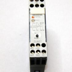 Protectie termica motor Siemens 3UN2110-0AB4 24 VDC 6A Amp(221)