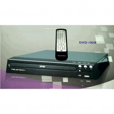 DVD Player Teletech -109 - DVD Playere, JPEG: 1, MP3: 1, VCD: 1, WMA: 1