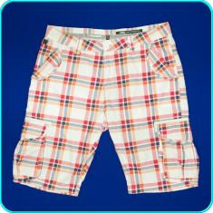 Pantaloni scurti, panza de bumbac subtire, GARCIA _ barbati | marimea XL - Pantaloni barbati, Culoare: Din imagine