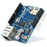 Shield ethernet  placa retea lan network pentru Arduino W5100