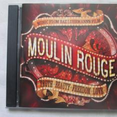 Various – Moulin Rouge CD, EU - Muzica soundtrack Altele