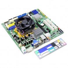 KIT PLACA DE BAZA ACER + AMD ATHLON II X2 250 3.0GHZ+COOLER, 4xDDR2, GARANTIE, Pentru AMD, AM2+, Contine procesor, MicroATX