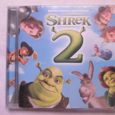 Various ‎– Shrek 2 CD, SUA:soundtrack - Muzica soundtrack Altele