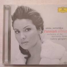 Anna Netrebko - Russian Album CD, EU - Muzica Opera Altele
