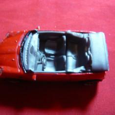 Miniatura- jucarie- Automobil Mini-Cooper Cabrio Majorette , metal