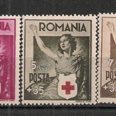 Romania.1941 Crucea Rosie  AX.61