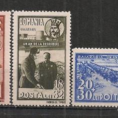 Romania.1942 1 an Basarabia AX.68 - Timbre Romania, Nestampilat